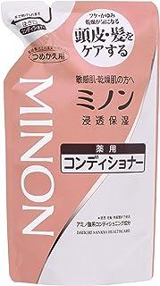 第一三共ヘルスケア ミノン薬用コンディショナー 380mL(詰替用)