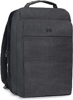 TORU BX Commuter Slim Laptop Business Backpack (15.6-inch) - Lightweight TSA Friendly Travel Backpacks with USB Charging P...