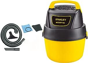 Stanley Wet/Dry Vacuum, 1 Gallon, 1.5 Horsepower