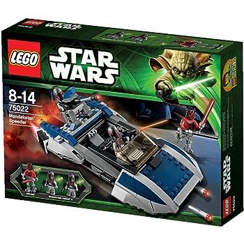 レゴ (LEGO) スター・ウォーズ マンダロリアン・スピーダー™ 75022