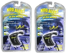 Nod Alert Safety Alert Driver Alarm Keeps You Stay Awake (2 Pack)