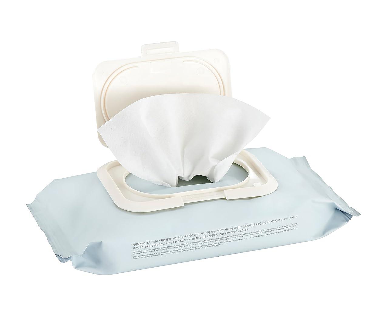 デモンストレーション電気技師ウミウシ[NEW] ザ?フェイスショップ イェファダム 高保湿クレンジングオイルティッシュ 50枚 / THE FACE SHOP Yehwadam High moisturizing cleansing oil tissue 50 sheets