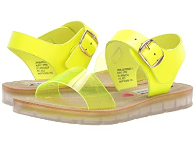 Steve Madden Kids Jprobler (Little Kid/Big Kid) (Yellow) Girls Shoes