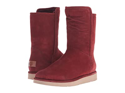 UGG Abree Short (Rust) Women