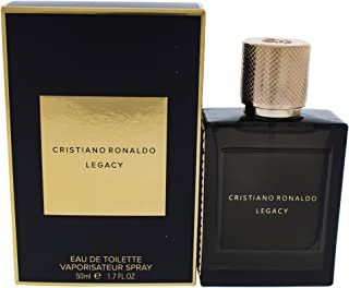 Cristiano Ronaldo Legacy Cristiano Ronaldo Men 1.7 Oz Edt Spray, 1.7 Oz