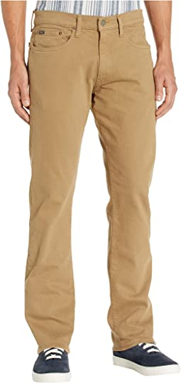 Hudson Khaki Stretch
