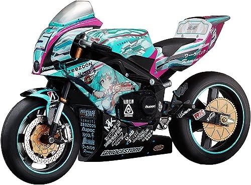 Racing Miku EX Ride Spride 06 TT-Zero 13 Vehicle Figure