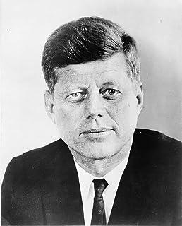 "John F. Kennedy Photograph - Historical Artwork from 1961 - US President Portrait - (5"" x 7"") - Gloss"