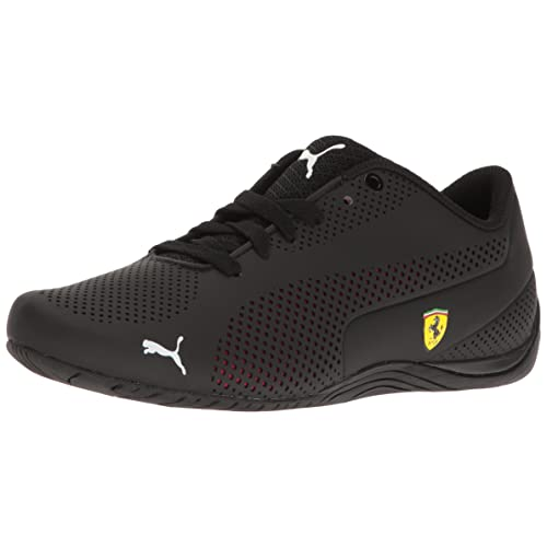 PUMA Mens Ferrari Drift Cat 5 Ultra Sneaker