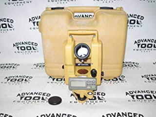 Topcon DT-209 Optical Digital Theodolite w/Free Carrying Case DT-200