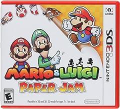 Mario & Luigi Paper Jam - Nintendo 3DS