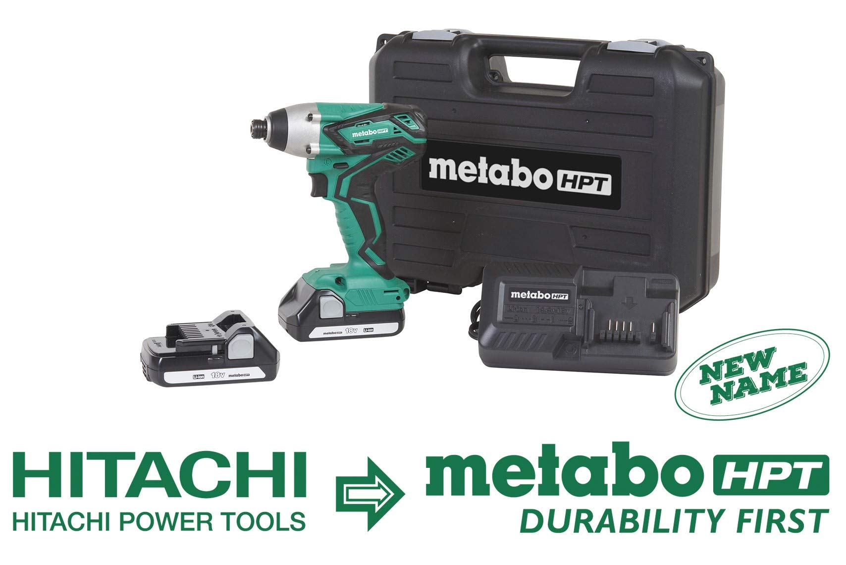Metabo HPT WH18DGL Batteries Responsive