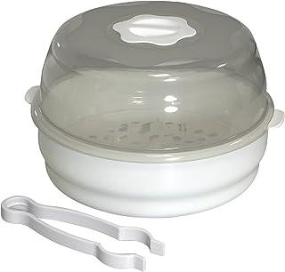 Hartig + Helling BS 18 98650 Esterilizador para microondas con tenaza de biberón