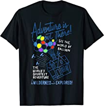 Disney Pixar UP Adventure Is Out There Vintage Craft T-Shirt