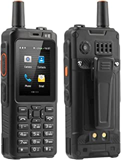 XBOSS 7S+ 4G Zello PTT Walkie Talkie FRS Two-Way Radio IP65 Waterproof Smartphone 4000mAh 2.4 Inch Touch Screen Quad Core 1GB RAM 8GB ROM Android 6.0