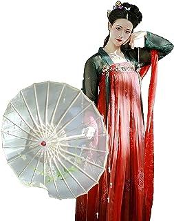 Traditional Chinese Fairy Women's Hanfu Folk Dance Costume Lady Princess Dress Cosplay (Size : XL)