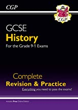 New GCSE History Complete Revision & Practice - For the Grade 9-1 Course (with Online Edition)