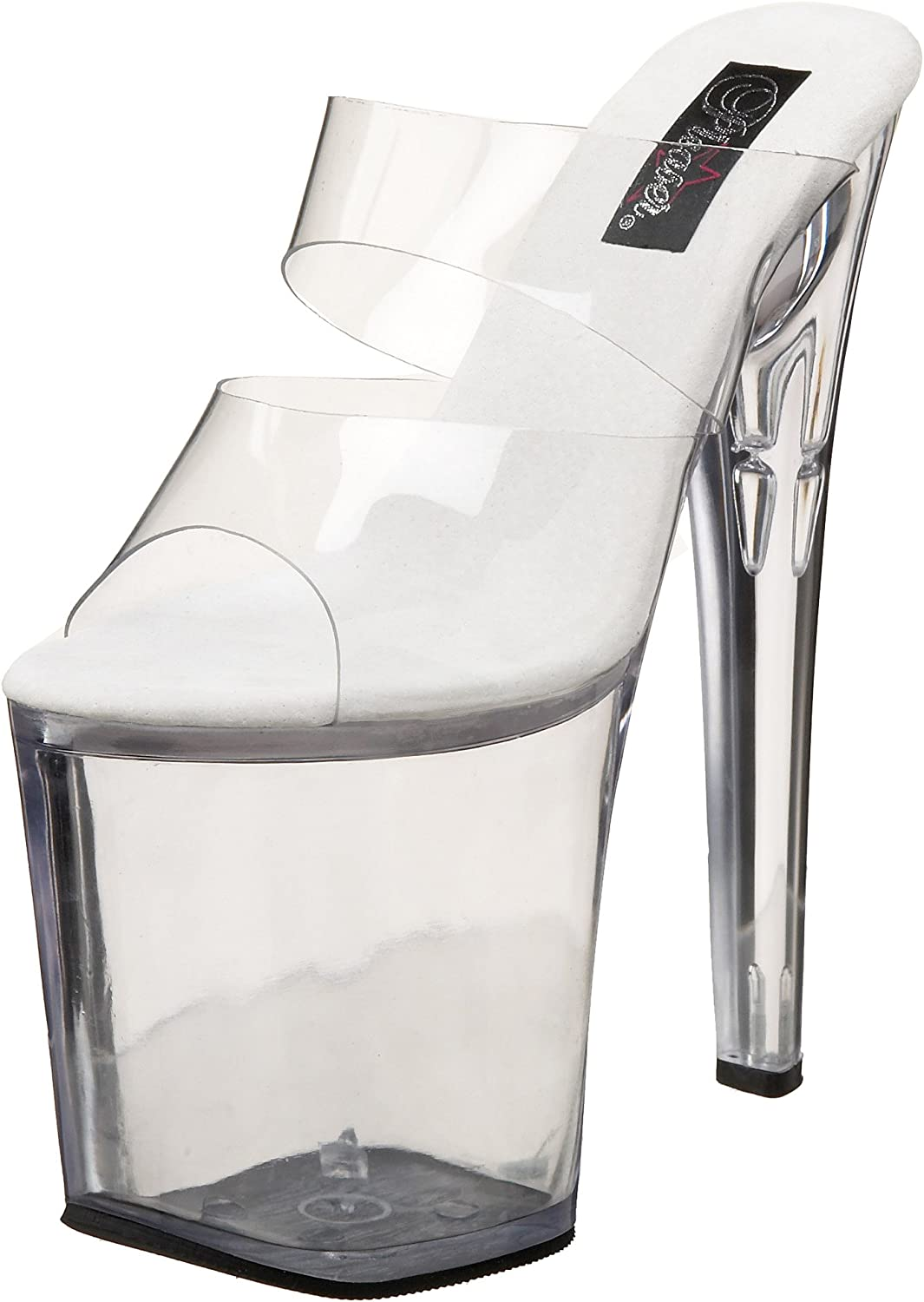 Pleaser Women's Xteme-802 Platform Slide