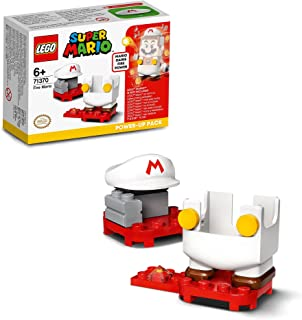 LEGO 71370 Super Mario Fire Power-Up Pack Expansion Set Fire Power Costume