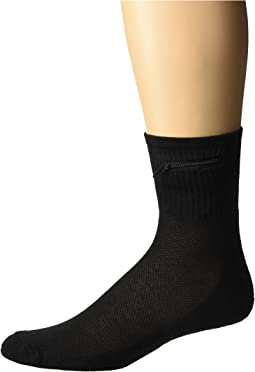 Quarter Sock w/ Pocket