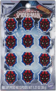 Wilton 710-5072 Spider-Man Ultimate Icing Decorations