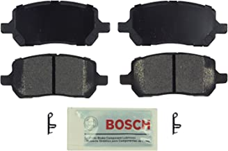 Disc Brake Pad Set-Blue Brake Pads with Hardware Front Bosch BE728H