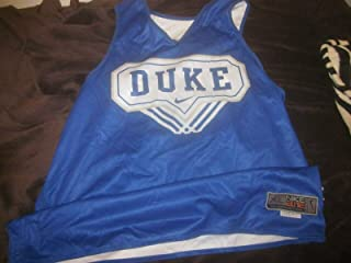 2018/219 Duke NCAA Basketball Game Used Reversible Practice Jersey #5 RJ Barrett - College Game Used Jerseys