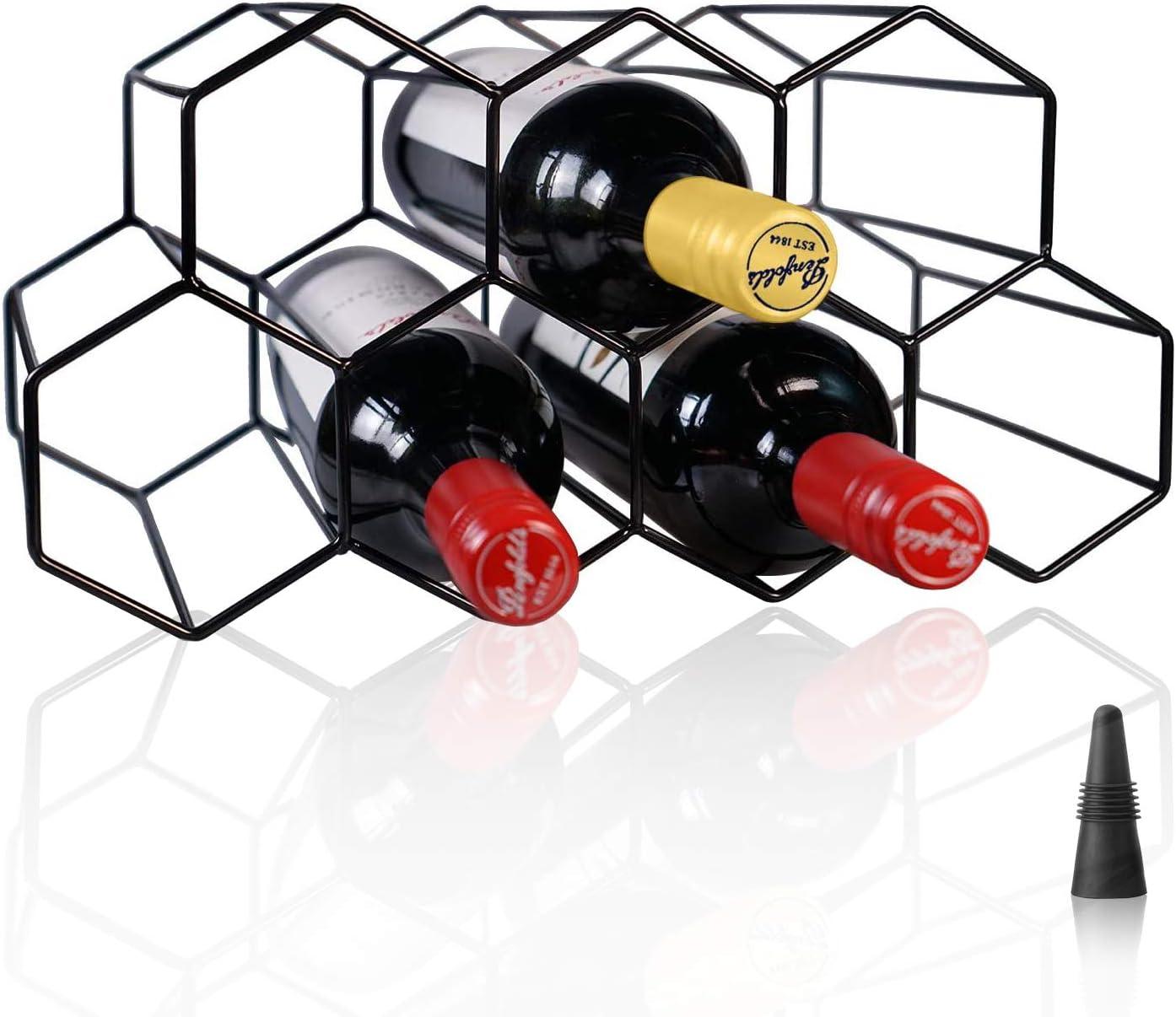 Max 46% OFF Wine Racks Countertop Rack Freestanding Holders Floor sale