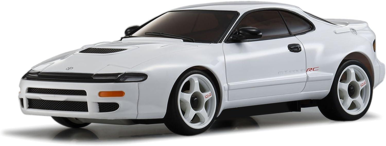 venta Kyosho ASC MA-010   RC Coche PARTS     TOYOTA Celica GT-FOUR blanco MZP418W ( Japa... (japan import)  venta directa de fábrica