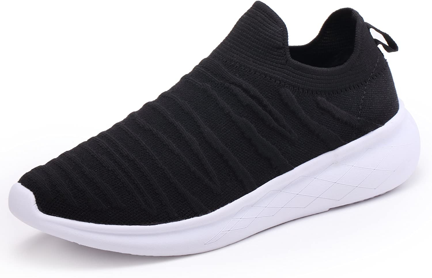 J.LMH Women's Sneakers Slip-on Walking Athletic Tennis shoes
