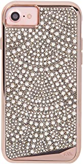 Case-Mate iPhone 8 Case - BRILLIANCE - 800+ Genuine Crystals - Protective Design for Apple iPhone 8 - Lace