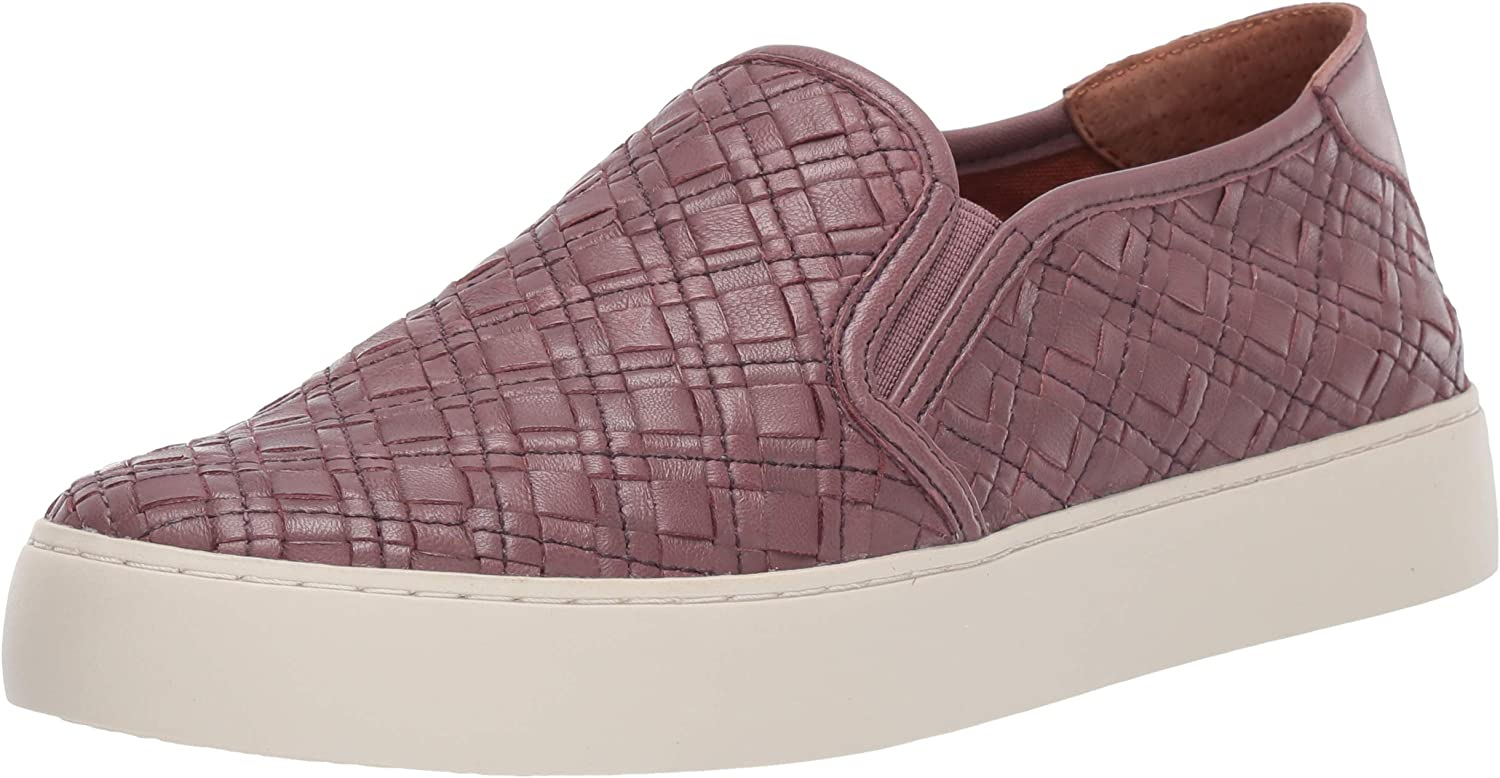 Frye Womens Lena Woven Slip on Sneaker