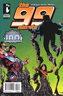 99, The #2 VF ; Teshkeel comic book