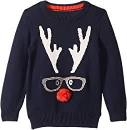 Festive Holiday Sweater (Toddler/Little Kids/Big Kids)