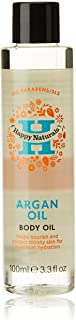 Happy Naturals Argan Body Oil, 100ml