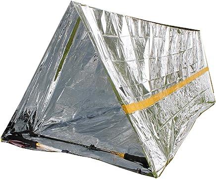 3 St/ück HWCP.CP Outdoor-Camping Wiederholt Verwenden Notfall-Erste-Hilfe-Zelt Olive Gr/ün Gro/ße Gr/ö/ße 1,5 /× 2,4 Meter