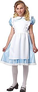 California Costumes Girls Alice Child Costume