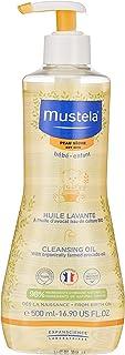 MUSTELA Cleansing Oil, 500 ml