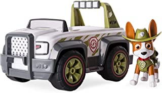 Paw Patrol, Jungle Rescue, Tracker's Jungle Cruiser, Vehicle and Figure