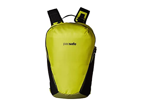Green Python Venturesafe 18 Pacsafe L Antirrobo X18 Mochila HazqwwOp0