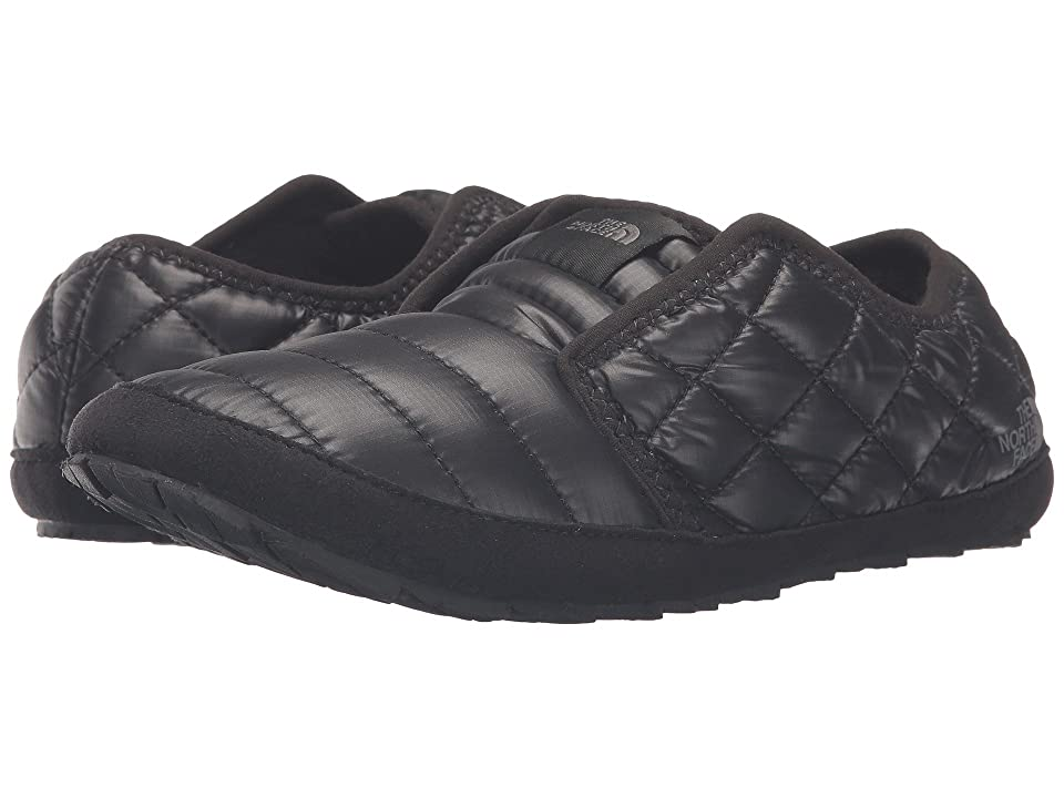 The North Face ThermoBall Traction Mule II (Shiny TNF Black/TNF Black (Prior Season)) Women