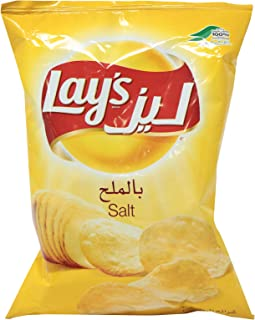 Lay's Salt Chips - 40 gm