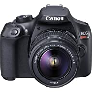 Canon EOS Rebel T6 Digital SLR Camera Kit with EF-S 18-55mm f/3.5-5.6 is II Lens, Built-in WiFi...