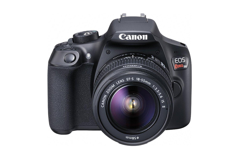 Canon Digital Camera 18 55mm 3 5 5 6