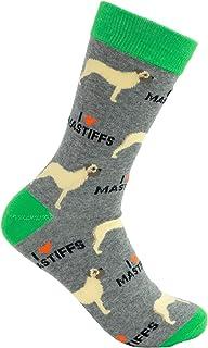 Bull Mastiff Socks - Comfy Unisex Adult Socks