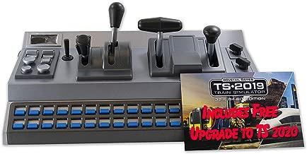 RailDriver USB Desktop Train Cab Controller with Train Sim 2020 Update