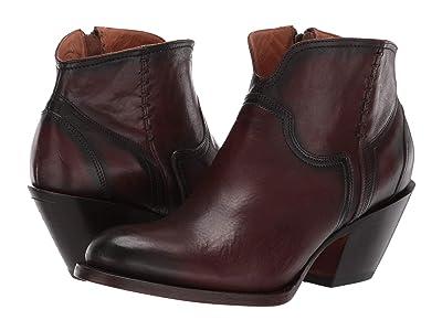 Lucchese Ericka (Cognac) Cowboy Boots