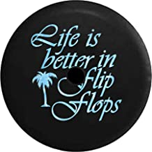 palm tree tire cover