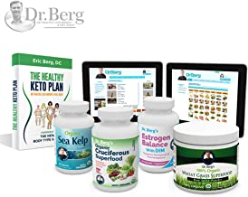 Ovary Body Type Kit – 8 Week Supply of Key Nutrients – Support and Restore Smooth and Healthy Menstrual Cycles by Dr. Berg