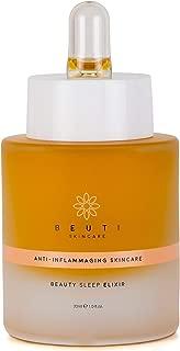 beauty sleep elixir facial oil de beuti skincare 30ml